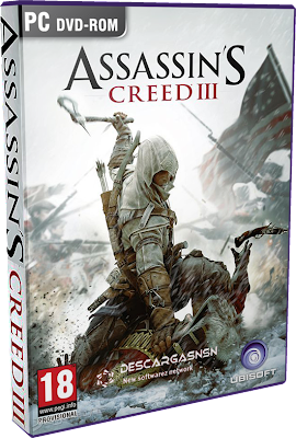 Assassin's Creed 3 - PC-Game (2012)