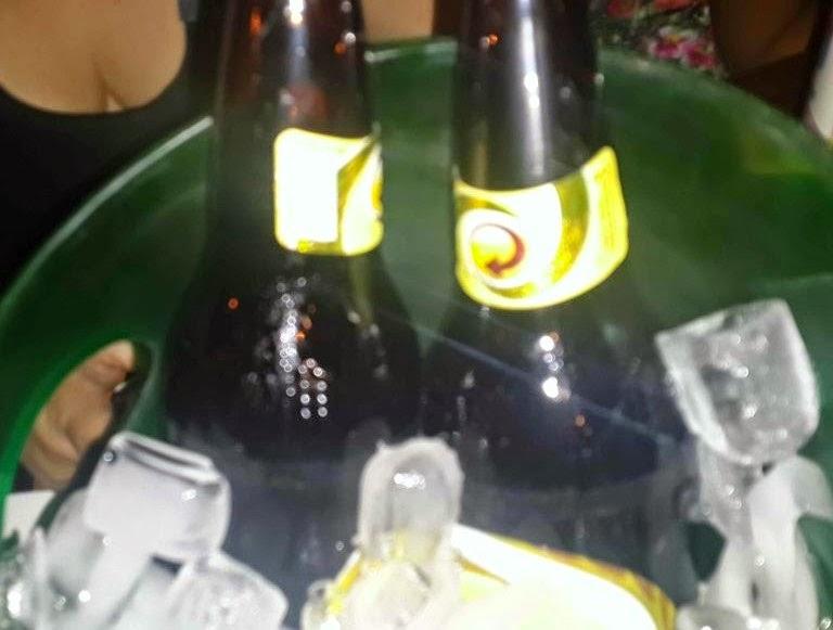 Cerveja com os amigos