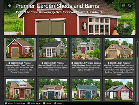 Sheds Unlimited Llc