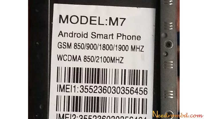 Huawei Clone ZLR M7 Firmware Cm2 Read - All Android MTK Flash File Store