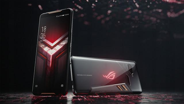 Smartphone gaming terbaik dengan performa tangguh