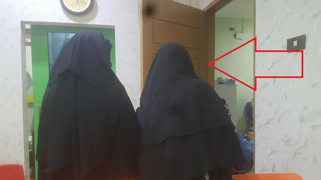 Indahnya syariat nikah poligami yang dijalani oleh kedua wanita muslimah ini.