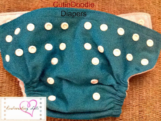 CutieDoodie Diapers Review! ( Sponsored Review)