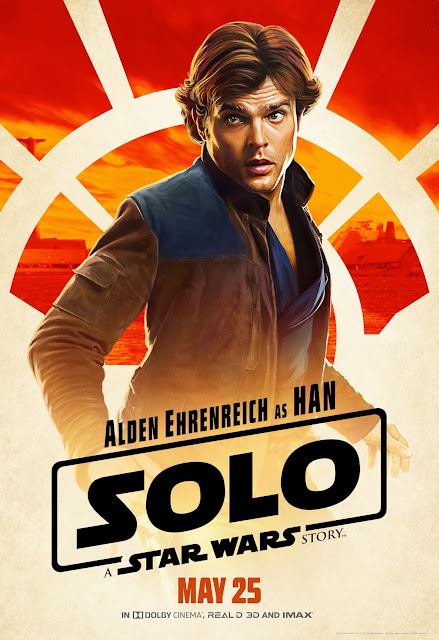 "Exclusive chat with Solo: A Star Wars Story star Alden Ehrenreich ""Han Solo""! #HanSoloEvent #HanSolo"