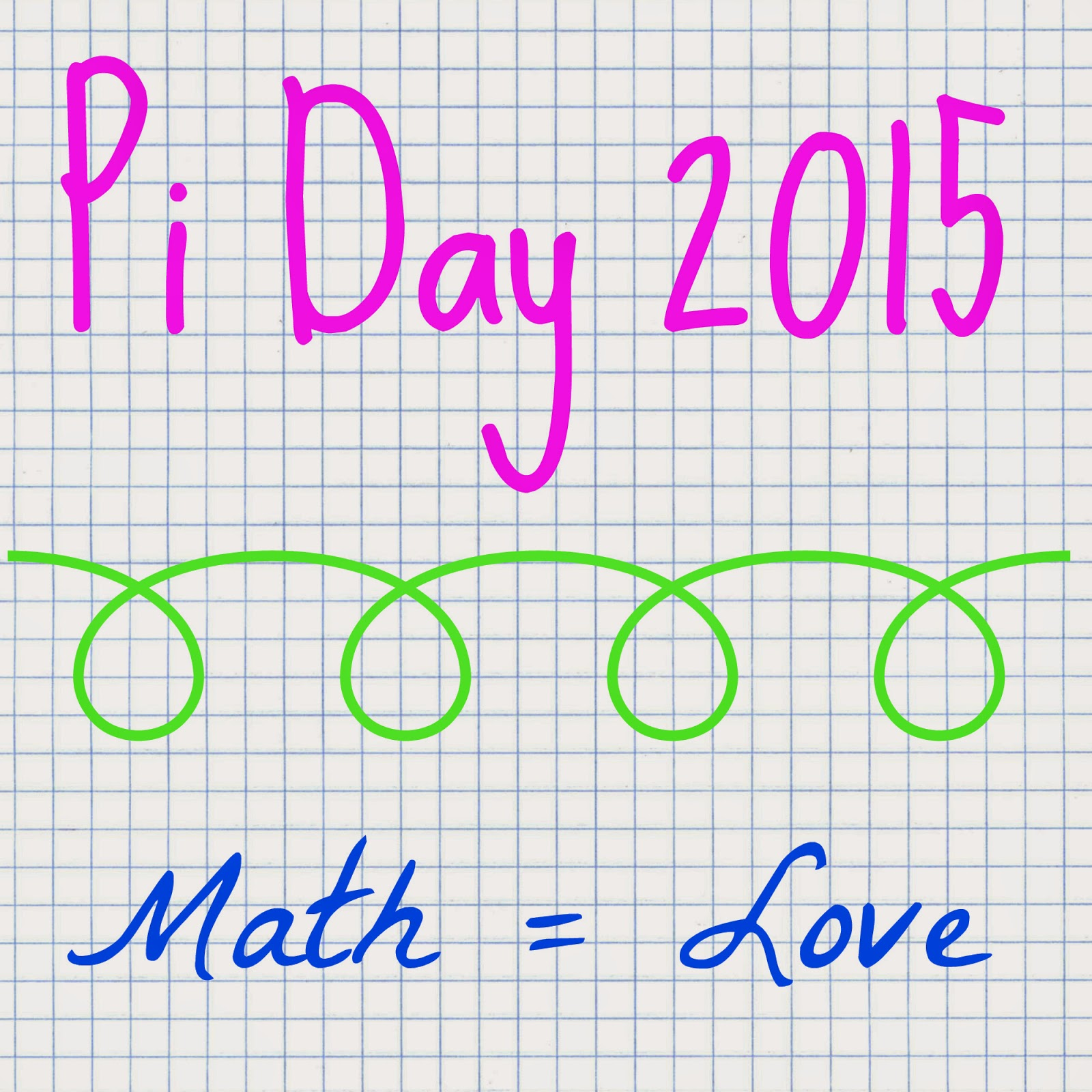 Math Love Penning Pi Kus Pi Day