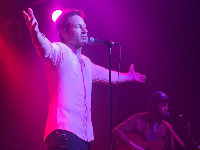 David Duchovny live - Photos