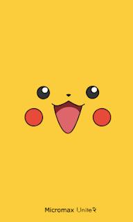 pikachu Boot Logo for Micromax Unite 2