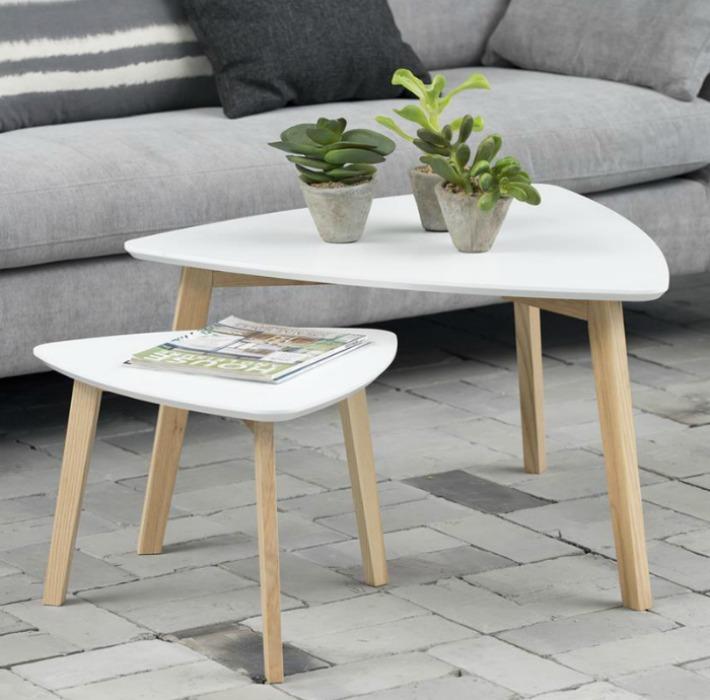Decoraci n f cil 8 consejos para elegir la mesa de centro - Decorar mesas de salon modernas ...