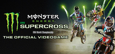 Monster Energy Supercross APK + OBB for Android Free Download