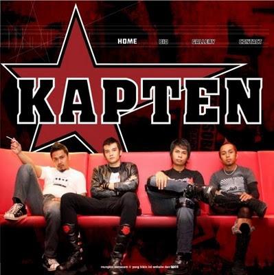 Download Kumpulan Lagu Kapten Full Album Mp3 Lengkap