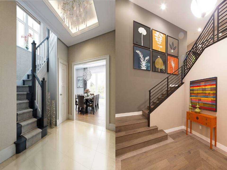 A Staircase Design With Unique Materials Or With A New Decor Can Change The  Overall Look Of A House. Staircases Are A Major Architectural Feature In A  House ...