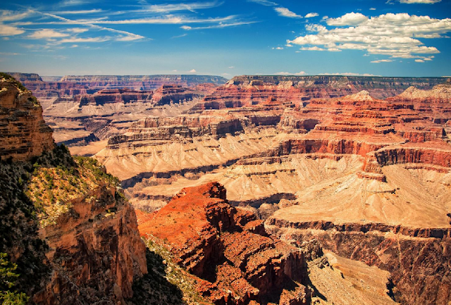 10 destaques do Grand Canyon em Las Vegas