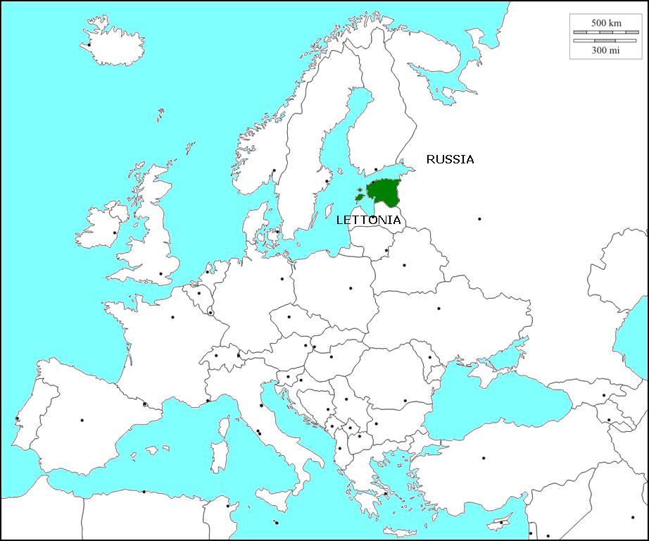 Chi Viaggia Impara Immagini Dal Mondo Estonia