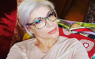 Lucia Bramieri foto dopo intervento