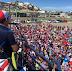 SALVADOR / Ricardo Chaves comanda festa tricolor com trio elétrico na Boca do Rio