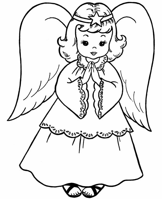 free christmas coloring pages for kids | Fascinating Articles and Cool Stuff: Free Christmas ...