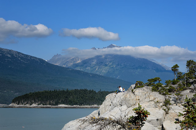 View from Yakutania Point