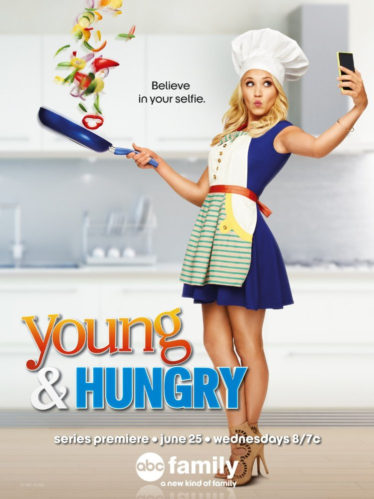 serieS de tv Young & Hungry temporada 5 estreno españa