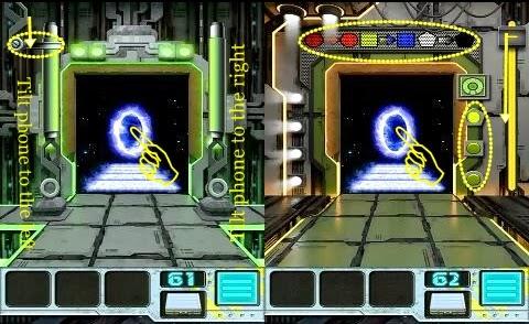 100 Doors Aliens Space Level 61 62 63 Walkthrough
