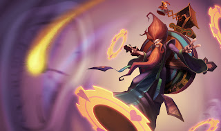 Chinese Groovy Zilean Skin
