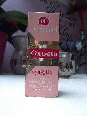 Collagen plus intensive rejuvenating eye and lip cream