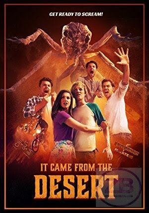 It Came from the Desert 2017 Full Movie 720p HD Download Free