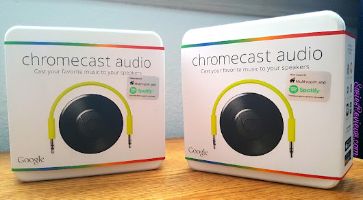 Cast Your Favorite Music With Chromecast Audio Available At Best Buy!