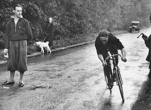 Tour De France In The Early 1930s Vintage Everyday