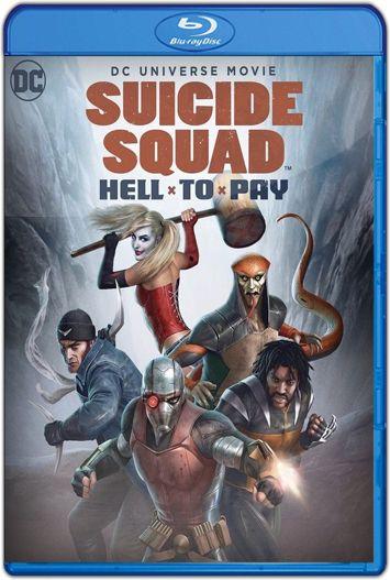 Escuadrón Suicida Deuda Infernal (2018) HD 1080p y 720p Latino