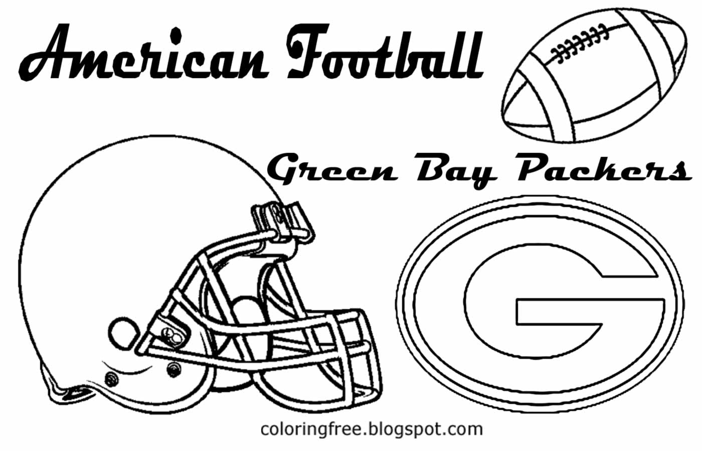 green bay packers coloring pages 28 images