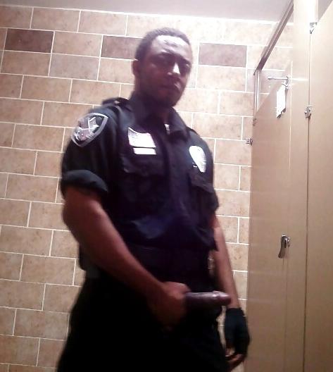 Black Cock Police 99