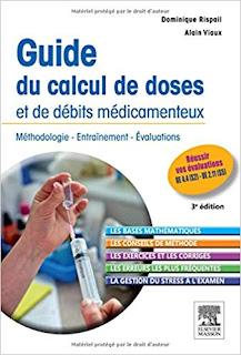 Guide du calcul de doses et de débits médicamenteux: Méthodologie - Entraînement - Evaluations 5199L4zIfTL._SX336_BO1%252C204%252C203%252C200_
