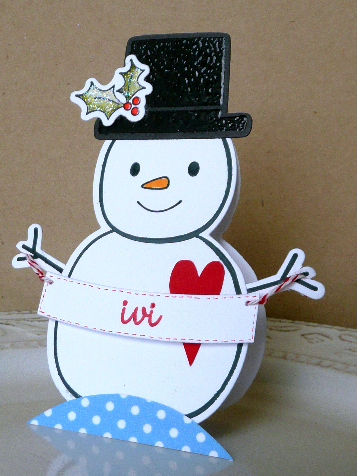 Snowman Christmas Cards Ideas.Christmas Travaganza Day 9 Snowman Place Card A Blog