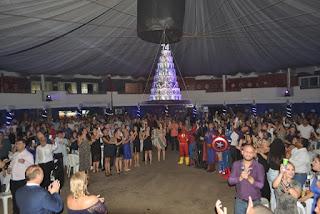 Foi uma Super Noite o Baile da Cidade que os 74 Anos de Registro-SP