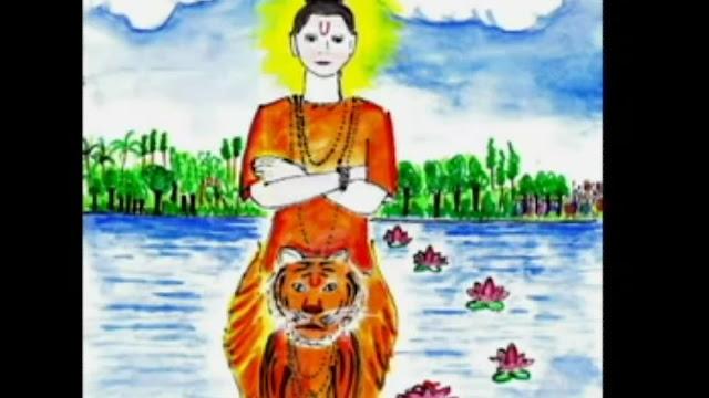 sripada srivallabha at kurvapuram