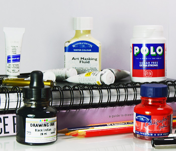 Winsor and Newton Art Materials