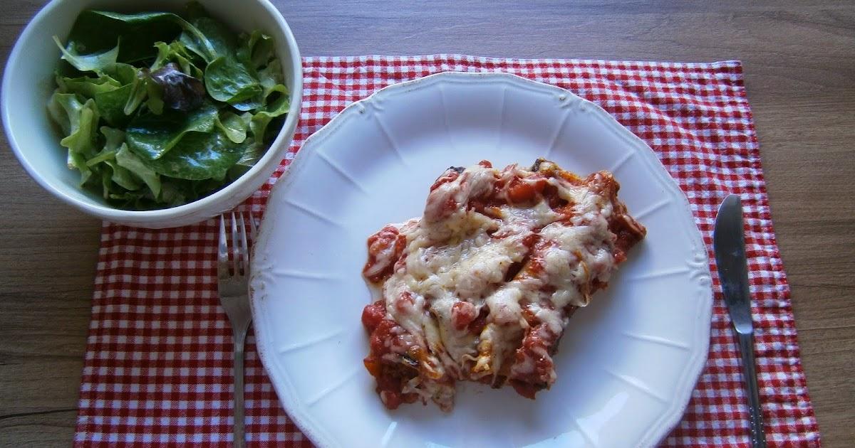 cannelloni vegetarisch gefüllt