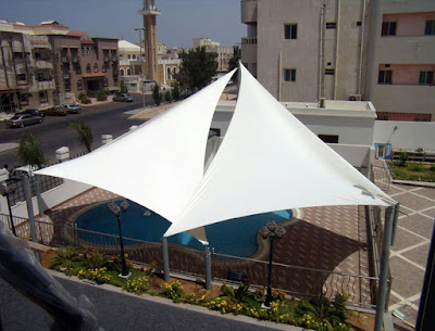 Swimming Pool Shades Suppliers Manufacturers and Installation in UAE