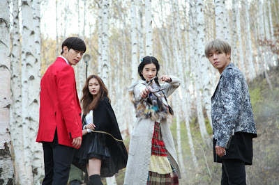 Film Korean Drama Moorim School 2016 Subtitle Indonesia