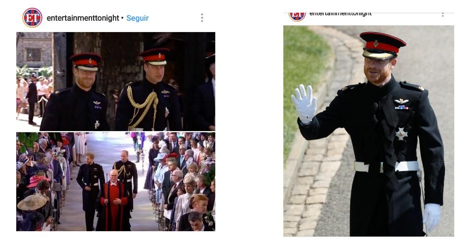 casamento príncipe harry e Meghan