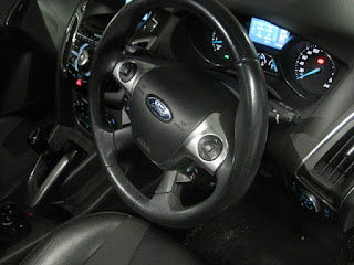 2011 Ford  Focus 2.0 GDi SPORT5 speed manual