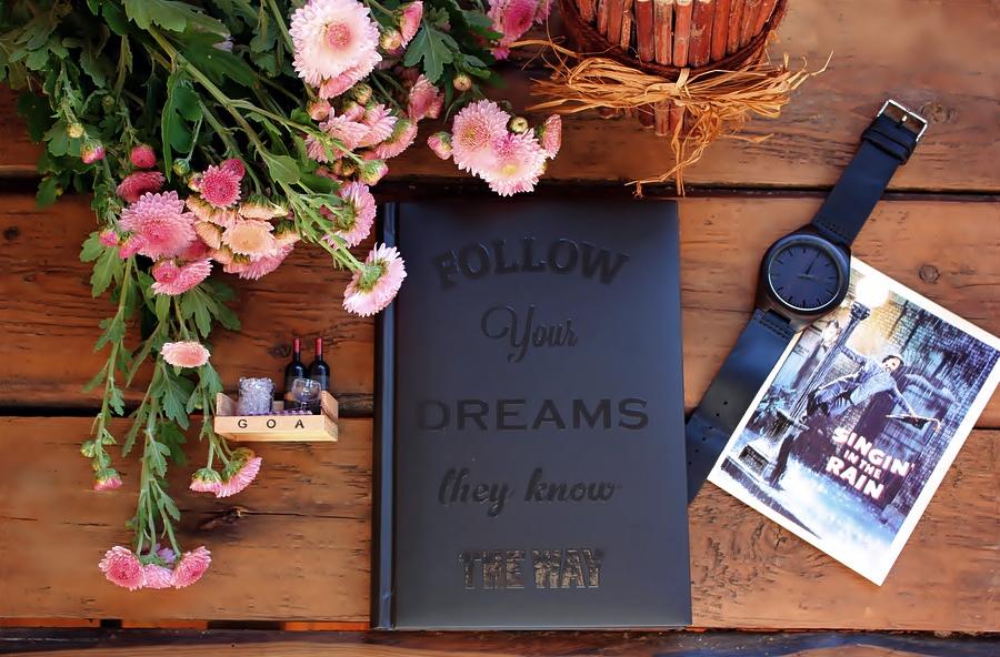 Ежедневник 2019 Brunnen с мотивирующей надписью Follow Your Dreams / обзор, отзывы