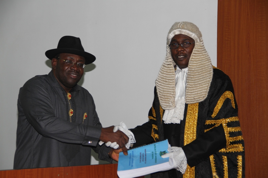 DOMESTICATING THE VIOLENCE AGAINST PERSONS PROHIBITION ACT IN BAYELSA STATE