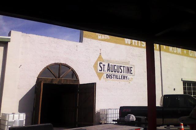 Florida St. Augustine Distillery