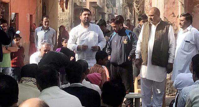 stop demanding commission from contractors: Inld MLA Nagendra Bhadana: Yashveer Dagar