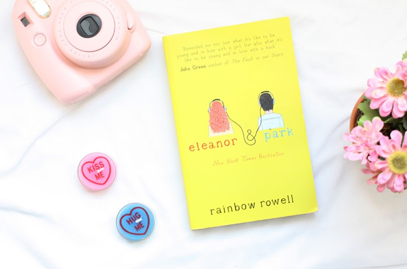 young adult eleanor and park rainbow rowell
