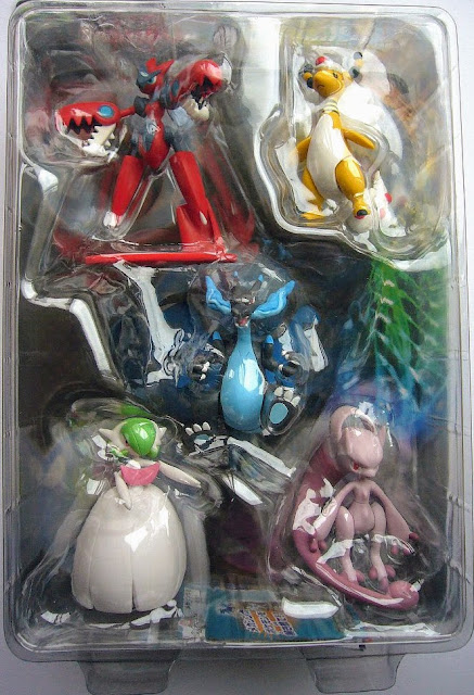 Mega Scizor Takara Tomy Monster Collection MONCOLLE Mega Evolution Selection Vol.1