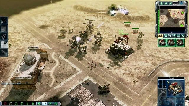 Command & Conquer 3 Kane's Wrath PC Games