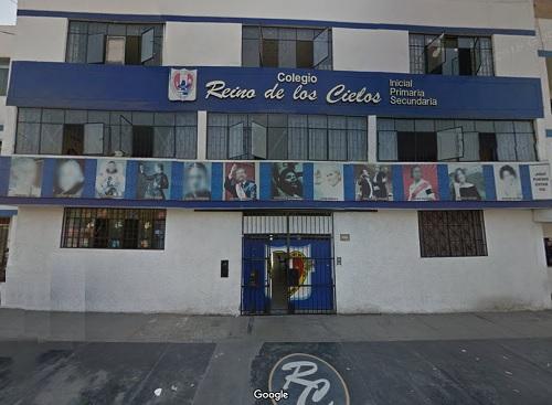 Escuela REINO DE LOS CIELOS - San Martin de Porres