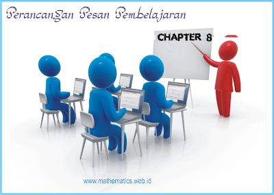 CHAPTER 8 DESIGNING THE INSTRUCTIONAL MESSAGE (PERANCANGAN PESAN PENGAJARAN)